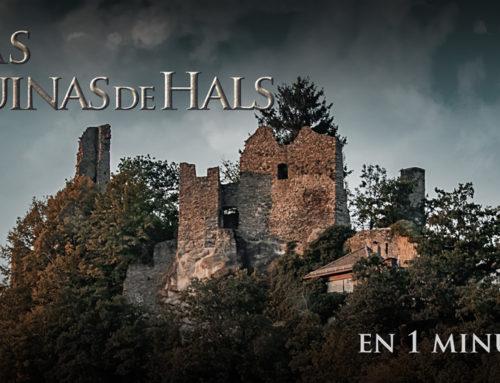 Las ruinas del castillo Hals